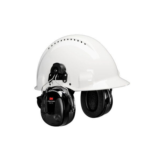 3M Peltor Protac III Headset, Helmet Attached