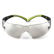 3M SecureFit Safety Glasses Indoor/Outdoor Mirror Lens