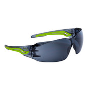 Bolle Safety Silex Safety Glasses AS/AF Smoke Lens