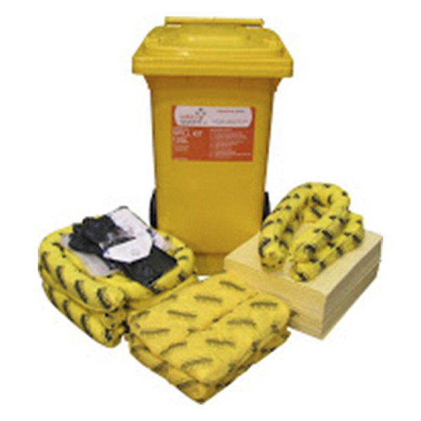 Safety+ Chemical Spill Kit 120L